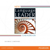 New Language Leader Elementary Class Audio CDs