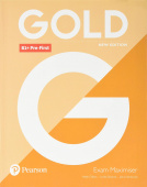 Gold New Edition B1+ Pre-First Exam Maximiser without Answer Key