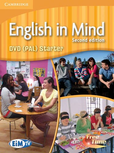 English in Mind (Second Edition) Starter DVD Pal