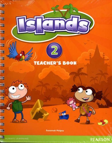 Islands Level 2 Teacher's Test Pack