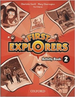 First Explorers Level 2 Activity Book