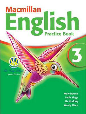 Macmillan English 3 Practice Book and CD-ROM