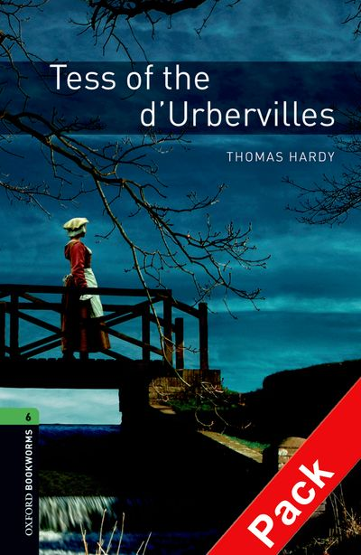 OBL 6: Tess of the d'Urbervilles Audio CD Pack