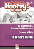 Hooray! Let's Play! B Science and Maths Activity Book Teacher's Guide