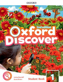 Oxford Discover Second edition 1: Student's Book with App