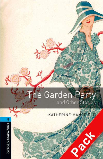 OBL 5: The Garden Party and Other Stories Audio CD Pack