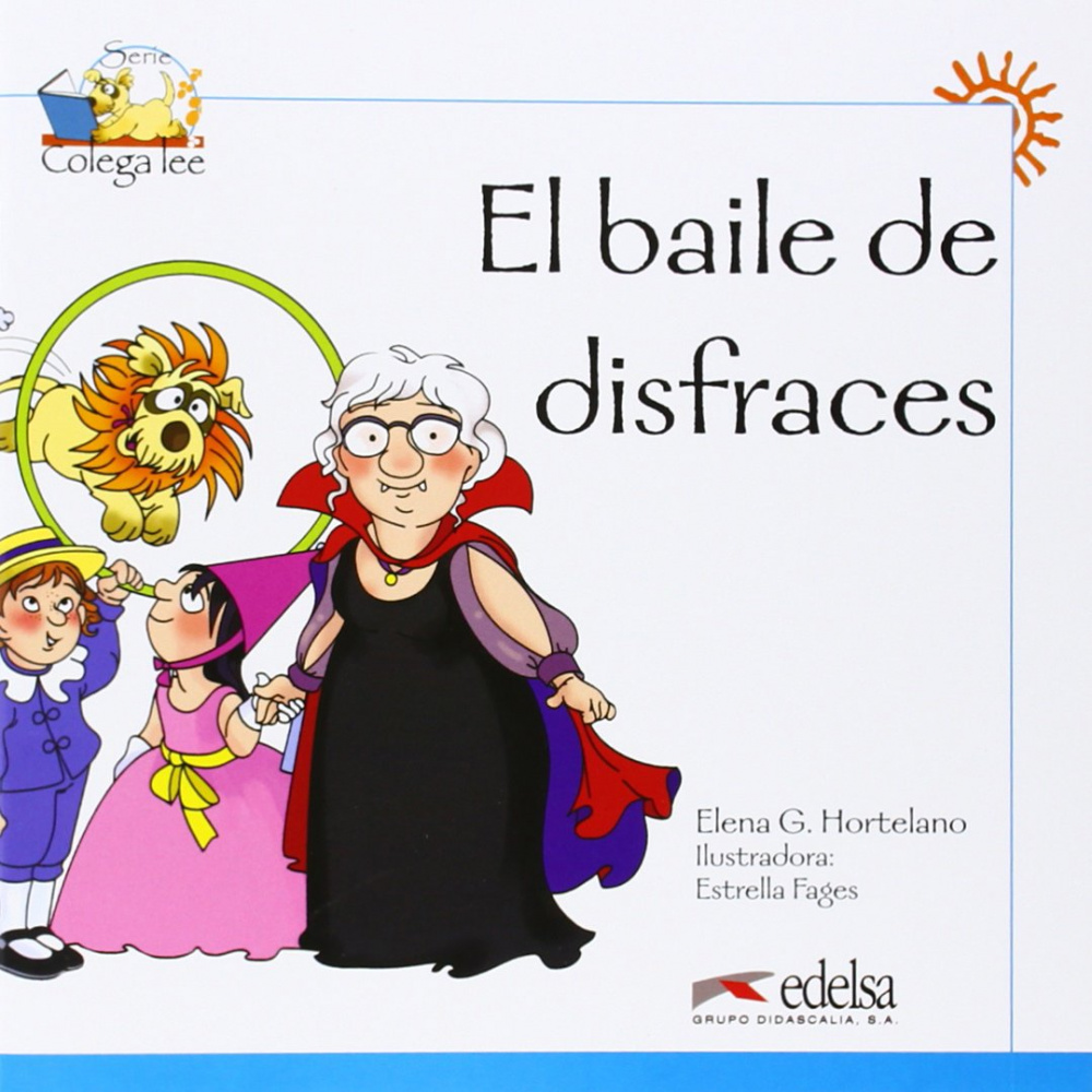 Colega Lee 1 - El baile de disfraces