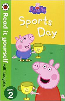 Ladybird: Sports Day Peppa Pig