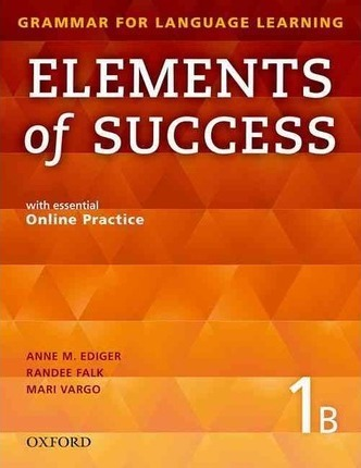 Elements of Success 1 Split edition: Student Book В with Online Practice