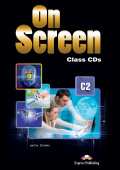 On Screen C2 Class Audio CDs (set of 5)