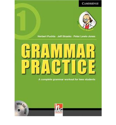 Grammar Practice Level 1 Paperback with CD-ROM
