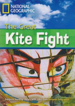 Fotoprint Reading Library B2 The Great Kite Fight