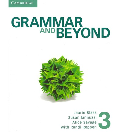 Grammar and Beyond 3  Class Audio CD