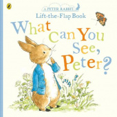 What Can You See Peter? : Very Big Lift the Flap Book