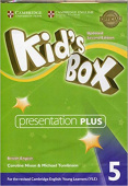 Kid's Box Updated edition 5 Presentation Plus DVD-ROM