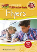 Practice Tests for YLE 2018 Flyers: Student's book