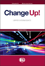 Change Up! Upper-Intermediate Workbook with keys + CD (2)