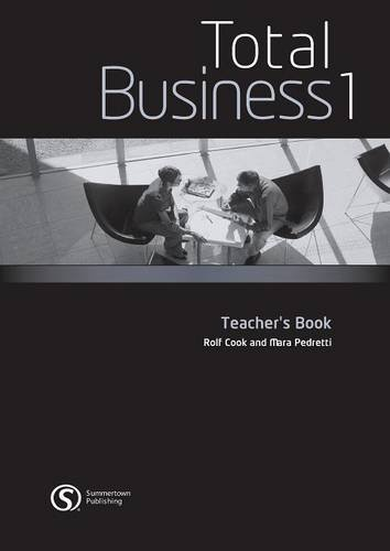 Total Business 1 Teacher's Book