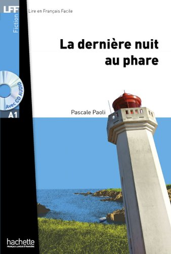 LFF A1 - La derniere nuit au phare + CD audio MP3