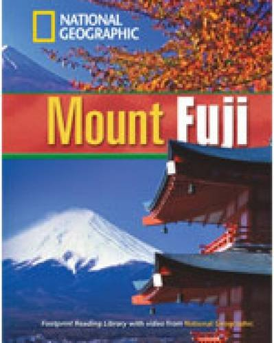 Fotoprint Reading Library B1 Mount Fuji with CD-ROM