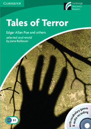Tales of Terror with CD-ROM and Audio CD