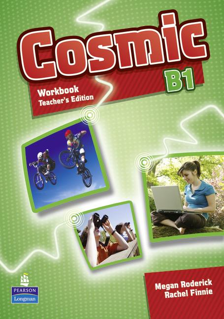 Cosmic B1  Workbook Teacher's Edition (with Audio CD)