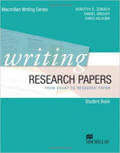 Writing Research Papers Students Book