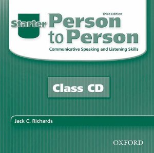 Person to Person Third Edition Starter Class Audio CDs (2)