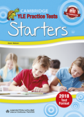 Practice Tests for YLE 2018 Strarters: Teachers Book
