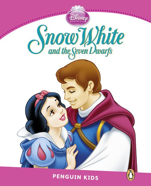 Penguin Kids Disney 2 Snow White