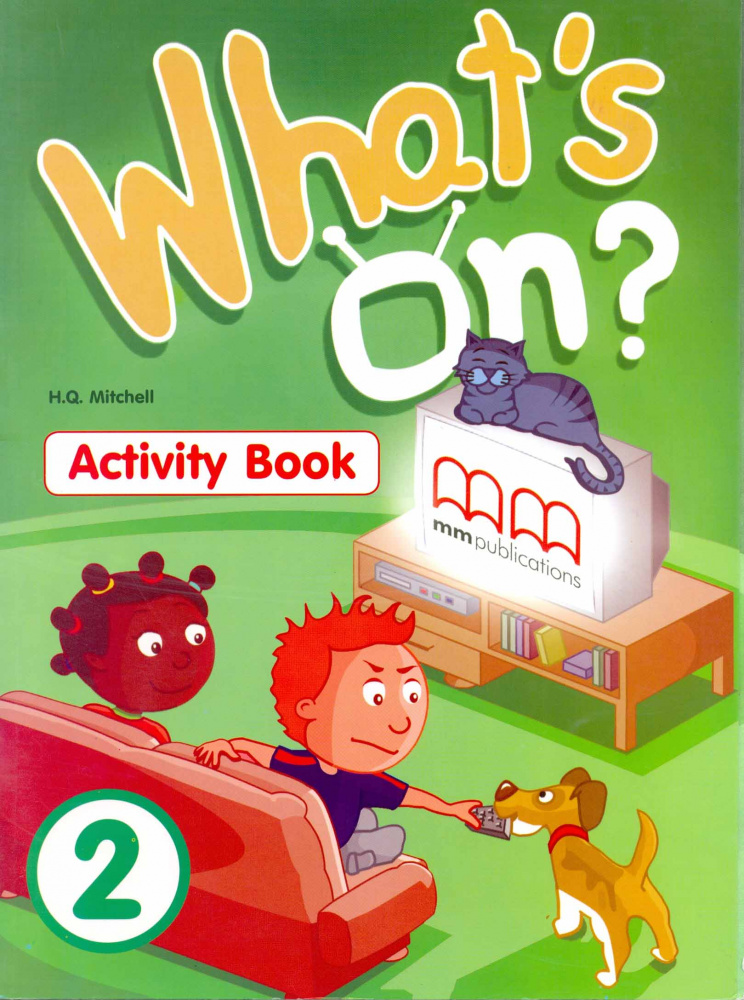 What's on? 2 Activity Book