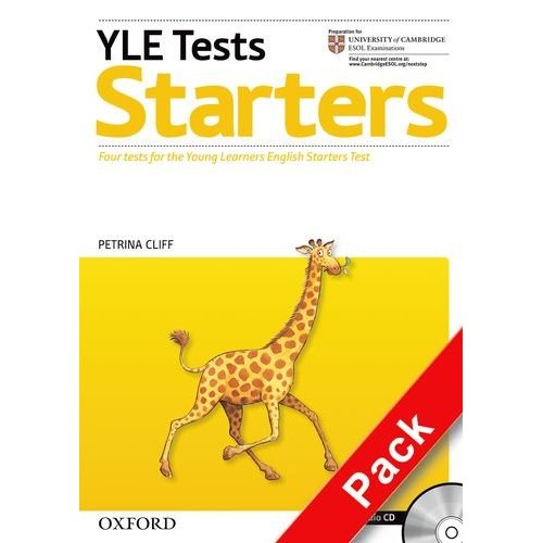 Cambridge Young Learners English Tests Starters Teacher's Pack