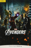 Pearson English Readers Level 2: Marvel's The Avengers Book & MP3 Pack