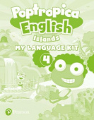 Poptropica English Islands 4 My Language Kit (Reading, Writing & Grammar Book)