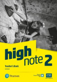 High Note 2 Teacher's Book with PEP Pack