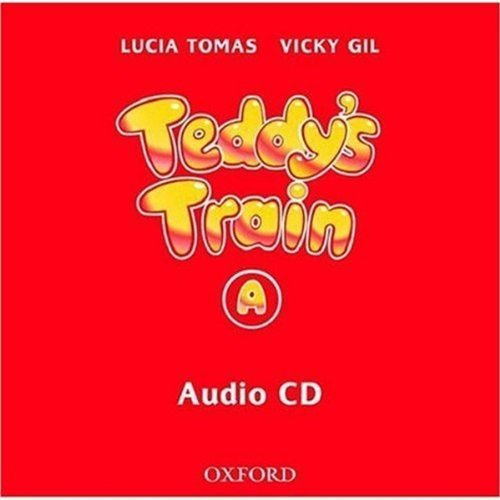 Teddy's Train Audio CD A