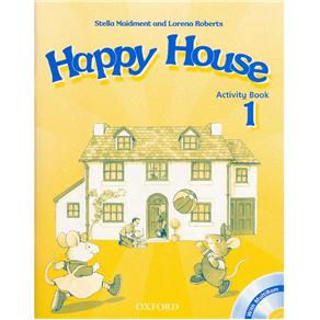 Happy House 1 Activity Book with MultiROM