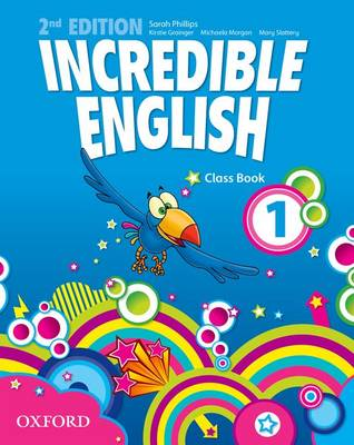 Incredible English (Second Edition)  Level 1 Class Book