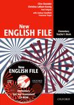 New English File Elementary Teacher's Book with Test and Assessment CD-ROM