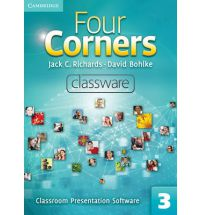 Four Corners Level 3 Classware DVD-ROM