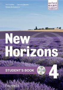 New Horizons 4 Student's Book Pack
