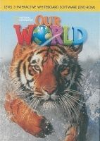 Our World 3 Interactive Whiteboard DVD-ROM