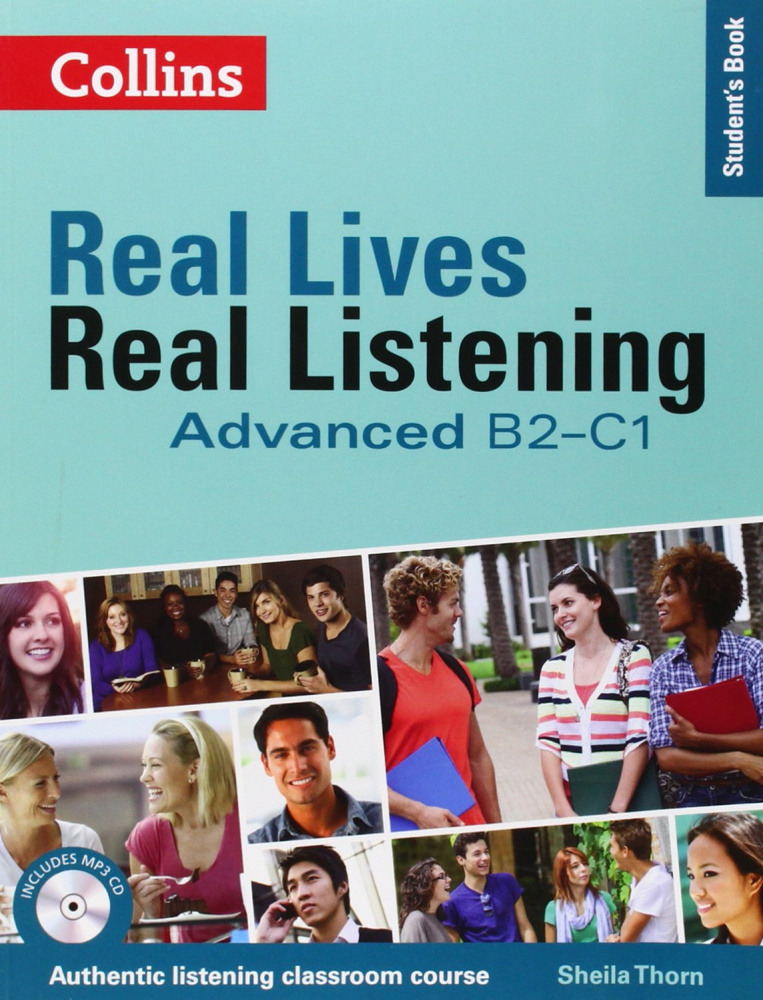 Real Lives, Real Listening Advanced (B2-C1) Student's Book