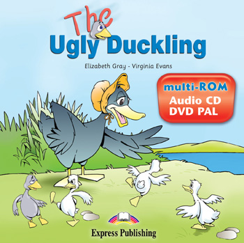The Ugly Duckling multi-ROM (Audio CD / DVD Video PAL)