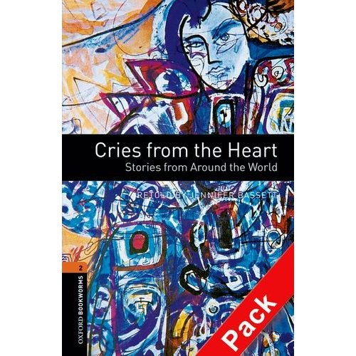 Cries from the Heart: Stories from Around the World Audio CD Pack