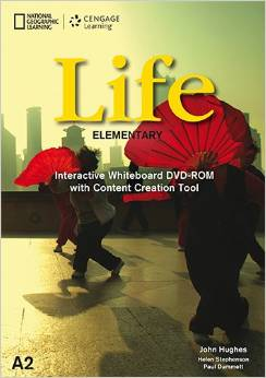 Life Elementary Interactive Whiteboard CD-ROM