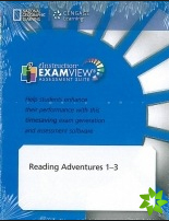 Reading Adventures 1-3 ExamView CD-ROM