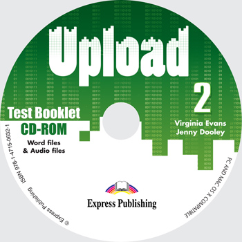 Upload 2 Test Booklet CD-ROM