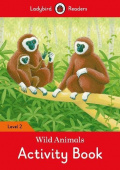 Ladybird: Wild Animals Activity Book