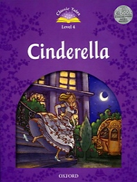 Classic Tales Second Edition: Level 4: Cinderella  e-Book with Audio Pack